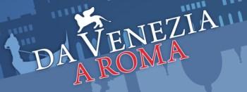 venezia a roma