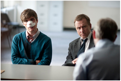 Cillian Muprhy e Tim Roth in BROKEN