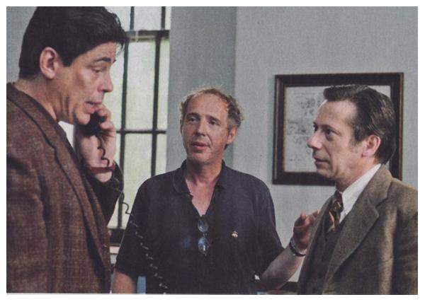Mathieu Amalric e Benicio Del Toro: Jimmy Picard, di Arnaud Desplechin