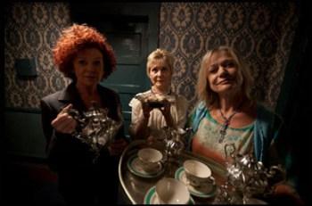 Le streghe di Salem: Patricia Quinn, Dee Wallace e Judy Geeson