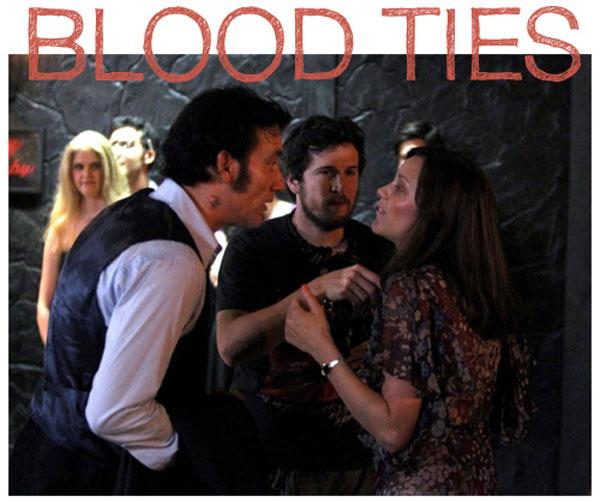 BLOOD TIES - il regista Guillaume Canet, Clive Owen e Marion Cotillard sul se