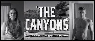 Paul Schrader + Bret Easton Ellis, trailer d'epoca per The Canyons