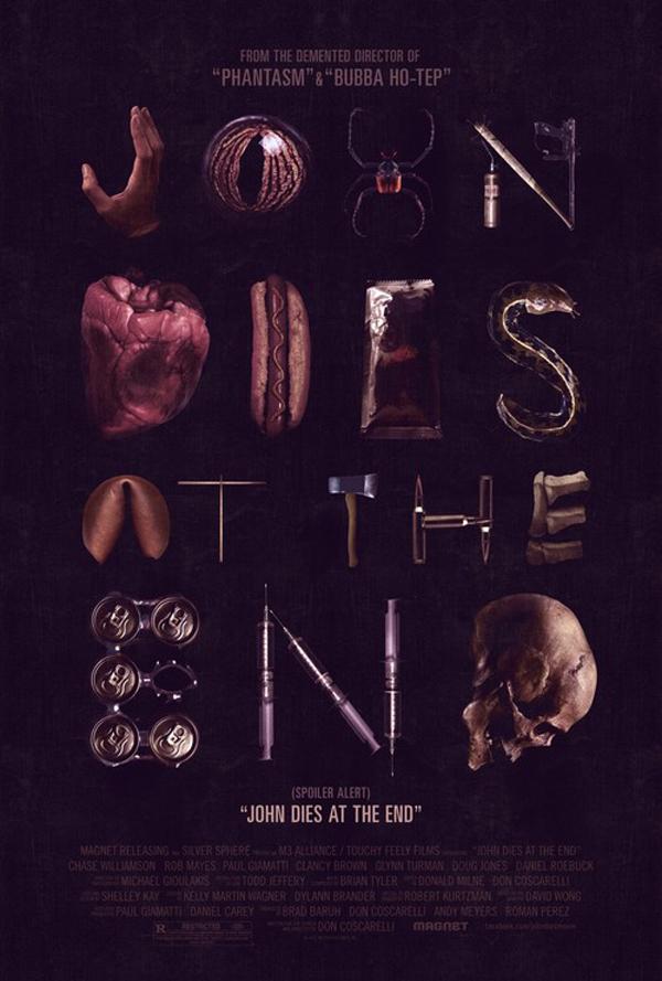 John Dies at the End di Don Coscarelli: poster, foto, trailer e clip
