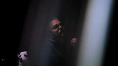 Leos Carax in DRIVE IN Holy Motors: il making of