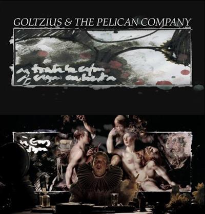Goltzius and the Pelican Company, di Peter Greenaway: il trailer