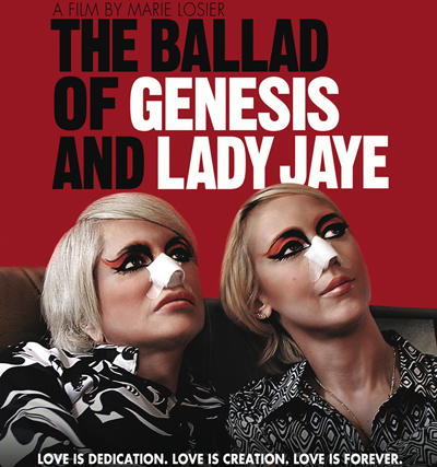 Divergenti 2013 - The Ballad of Genesis and Lady Jaye