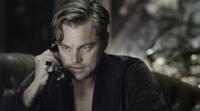 leonardo di caprio in Il grande Gatsby