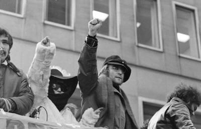 Lennon e Yoko Ono in U.S.A. vs John Lennon