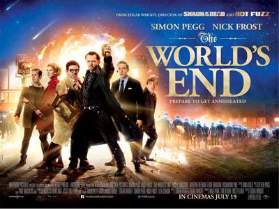 La fine del mondo: il trailer della nuova commedia di Edgar Wright