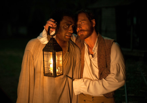 Chiwetel Ejiofor, Michael Fassbender - 12 Years a Slave di Steve McQueen