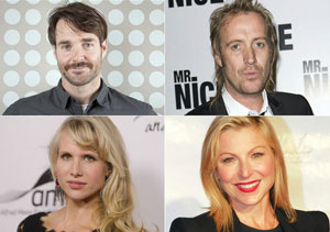 Will Forte, Rhys Ifans, Lucy Punch, Tatum O'Neal