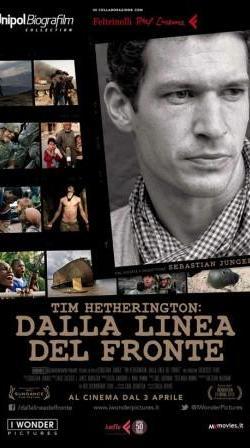 Tim Hetherington: dalla linea del fronte