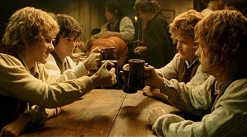 Tolkien Toast: Auguri, Professore!