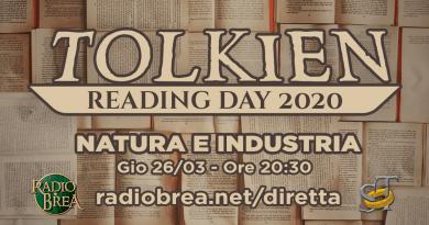 Tolkien Reading Day 2020