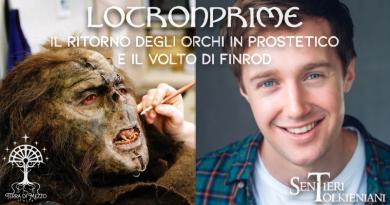 #LOTRonPrime: Il ritorno degli Orchi in prostetico e il volto di Finrod
