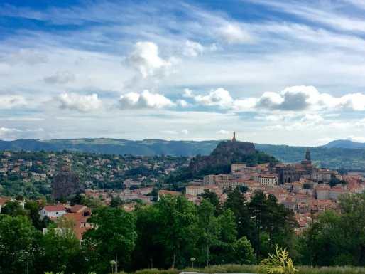 Trail du Saint Jacques au Puy-en-Velay
