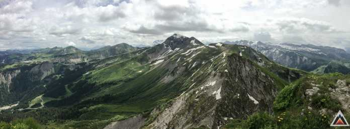 Morzine Mountain Running