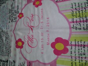 Double Sided Customized Blanket