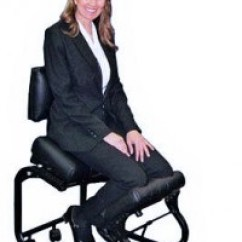 Fishing Chair For Bad Back Side Table With Storage Lower Pain Relief Smb Daily Info Woman Sitting On Kneelsit