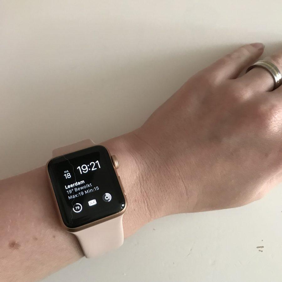 Mijn leven in foto's #86 - Apple Watch