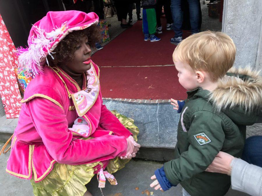 Mijn leven in foto's #96 - Meet en Greet met Sinterklaas