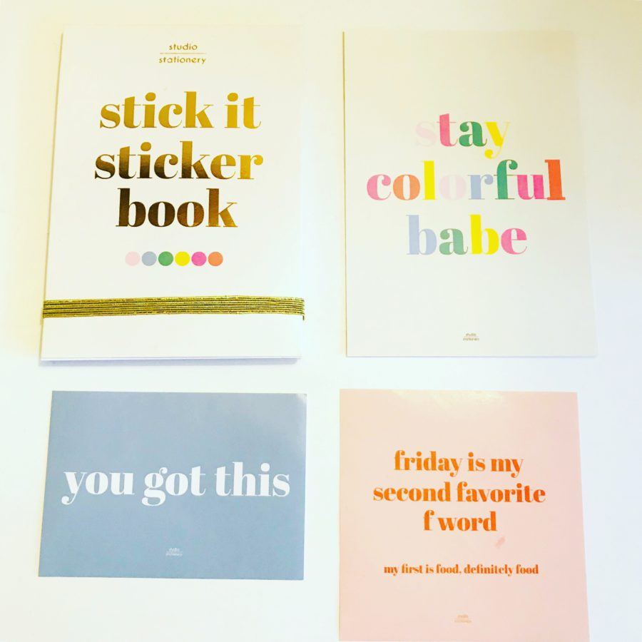 Mijn leven in foto's #74 - Stick it stickerboek