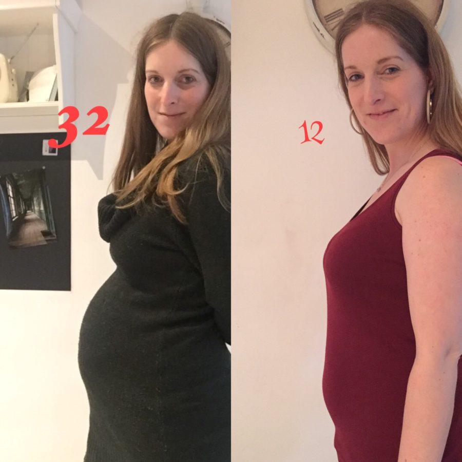 Zwangerschapsupdate week 32 - Babykamer bijna compleet ingericht, vakantie en bijna verlof