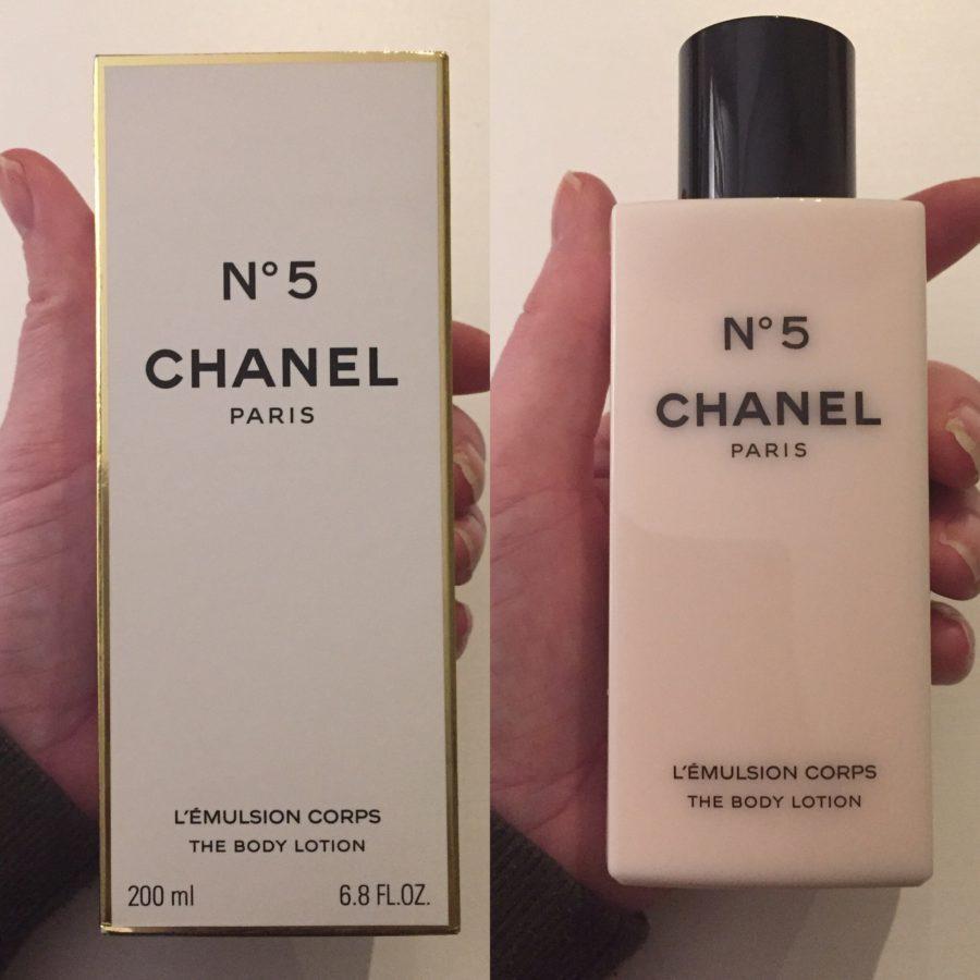 Mijn leven in foto's - Chanel No5