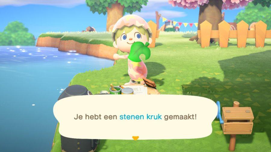 Animal Crossing - New Horizons - stenen kruik