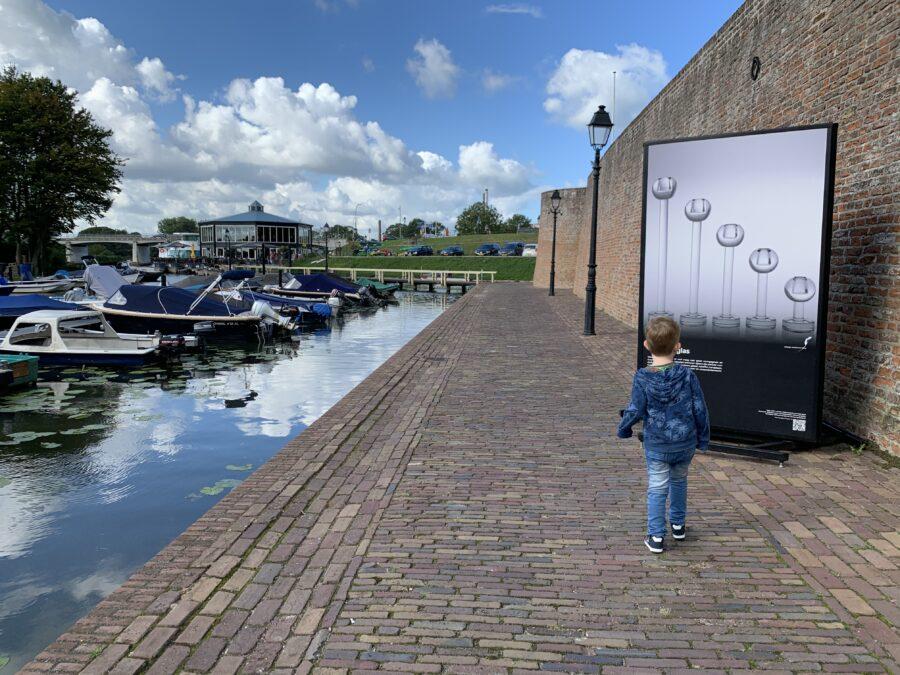 Mijn leven in foto's #128 - Vakantie, Interview over de Tunnels van Leerdam en dakterras opgeruimd