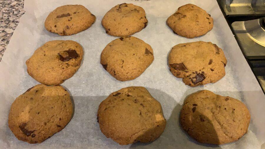 Mijn leven in foto's #134 - American Chocolate Cookies