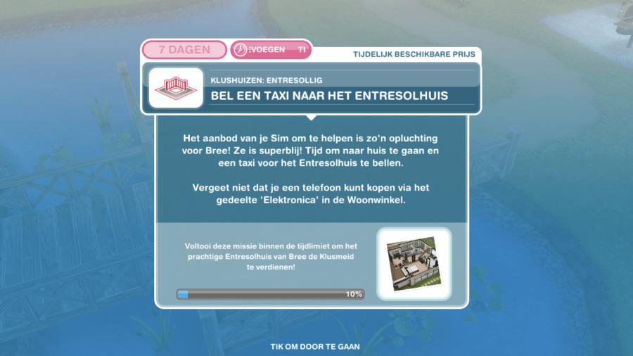Walkthrough - Klushuizen: Entresollig