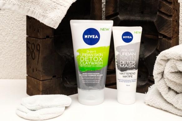 #Cityproof met de nieuwe NIVEA Urban Skin producten