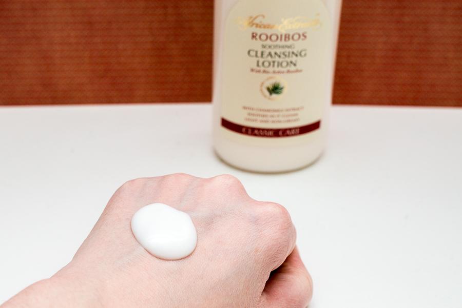 African Extract Rooibois Reinigingslotion, dagcrème en hand- & nagelcrème via Natuurlijk Rooibos