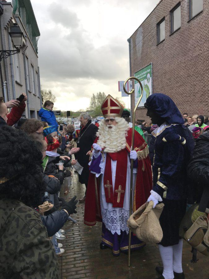 Mijn leven in foto's #72 - Sinterklaas intocht