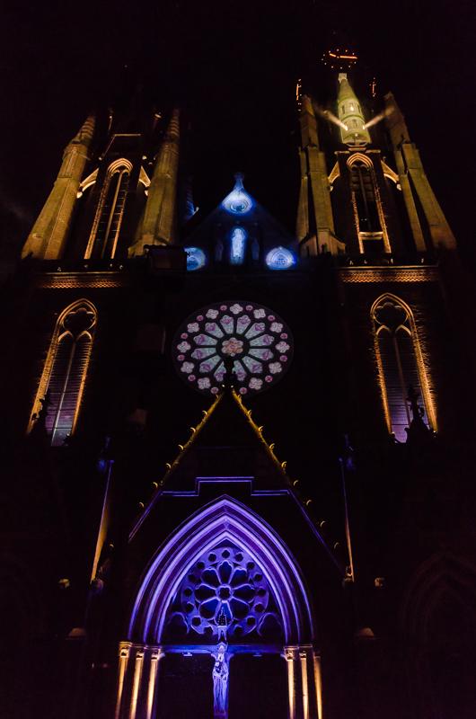 De kerk bij Glow Eindhoven