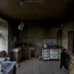 Verlaten molenhuis