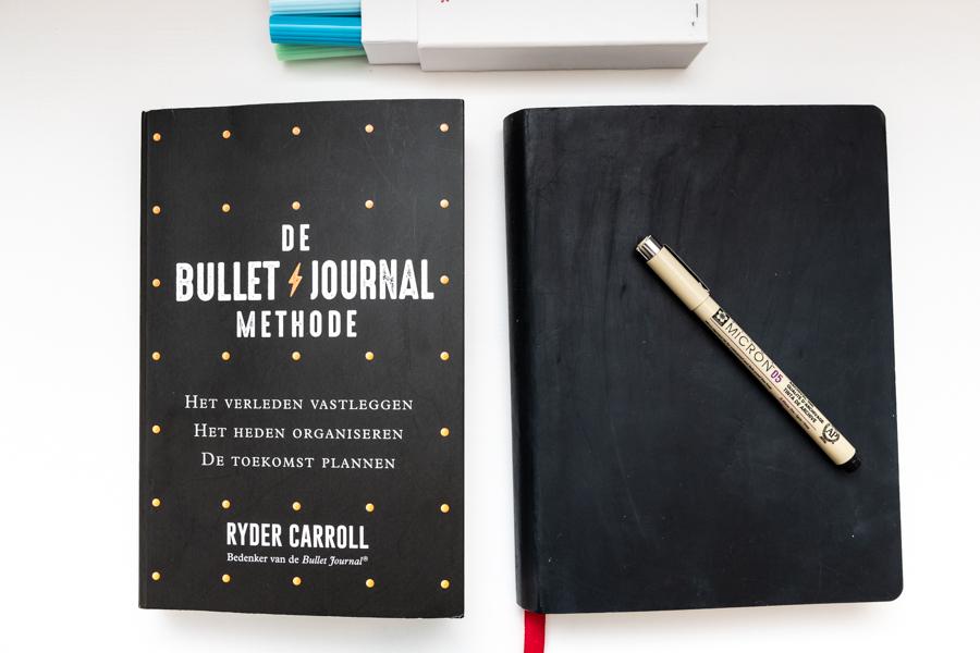 De Bullet Journal Methode van Ryder Carroll
