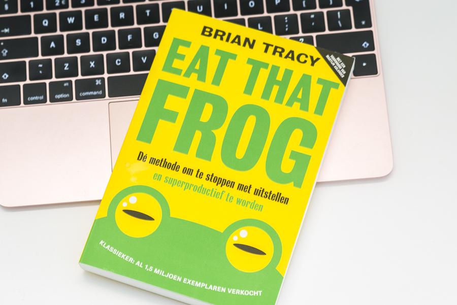 Eat that Frog - De methode om te stoppen met uitstellen en superproductief te worden
