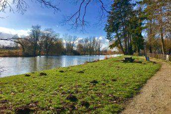 Mijn leven in foto's #102 - Heerlijk uit eten en wandelen met het mooie weer