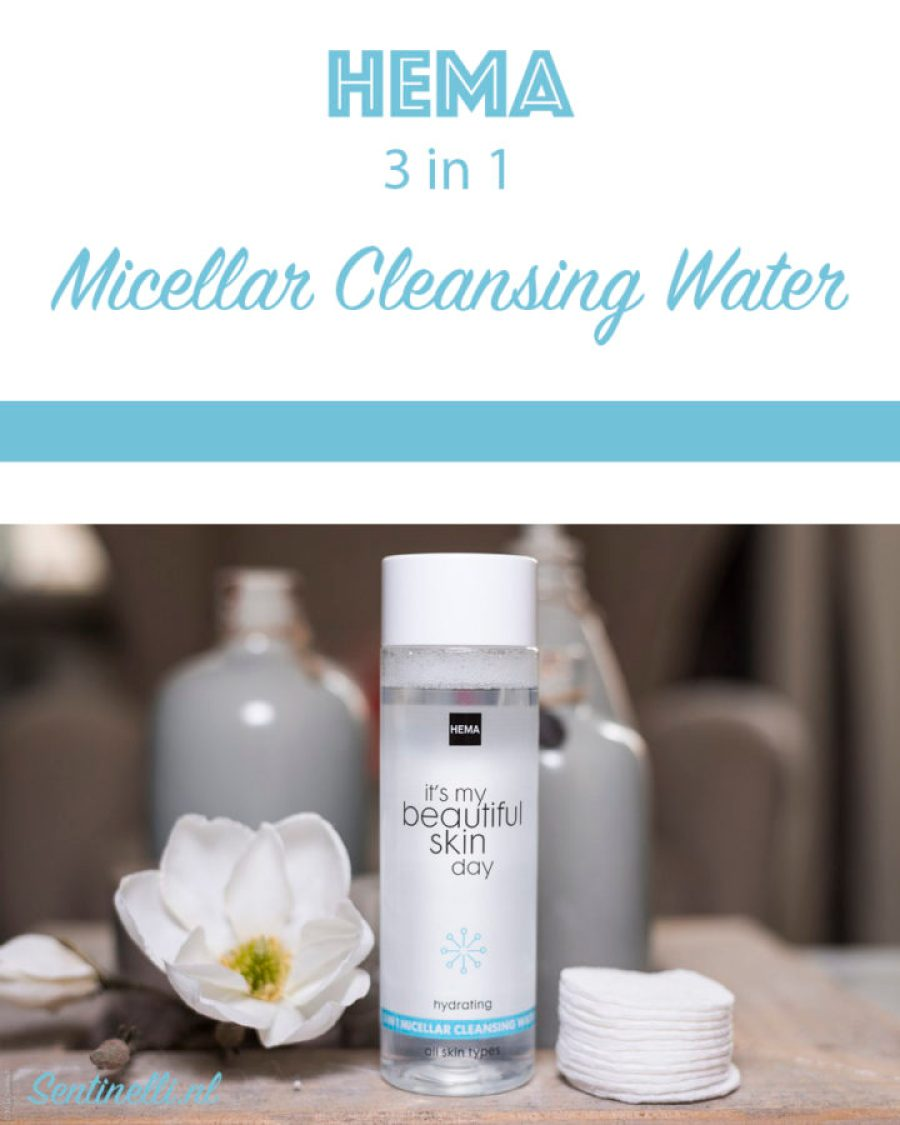 HEMA 3 in 1 Micellair Cleansing Water