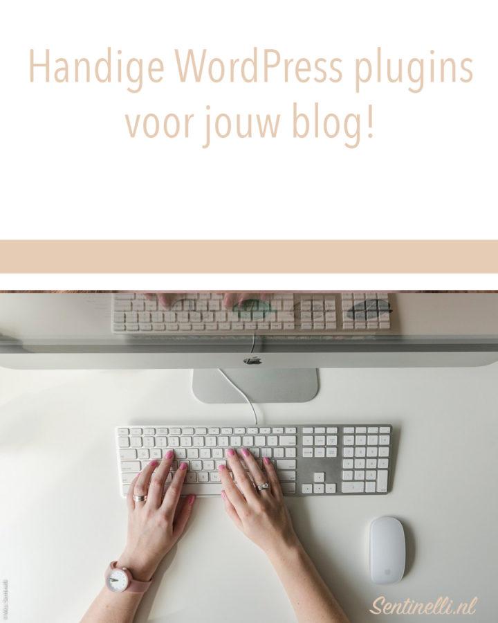 Handige WordPress plugins voor jouw blog