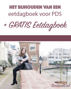 Het bijhouden van een eetdagboek voor PDS + GRATIS Eetdagboek