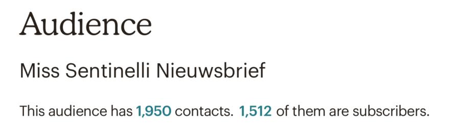 Hoe ik in april 1.624,18 euro (+ 185 euro aan barterdeals) verdiende met bloggen en werk als Virtual Assistant - Mailchimp