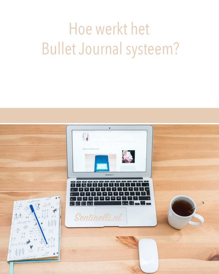 Hoe werkt het Bullet Journal systeem