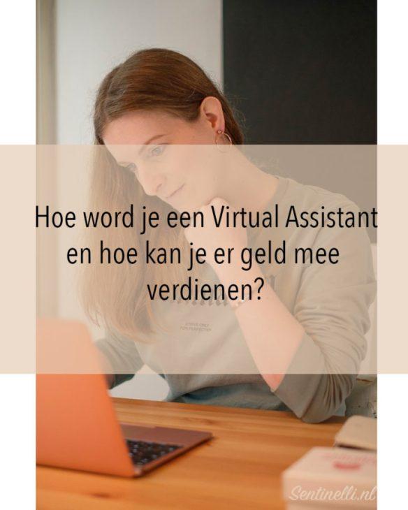 Hoe word je een Virtual Assistant en hoe kan je er geld mee verdienen?