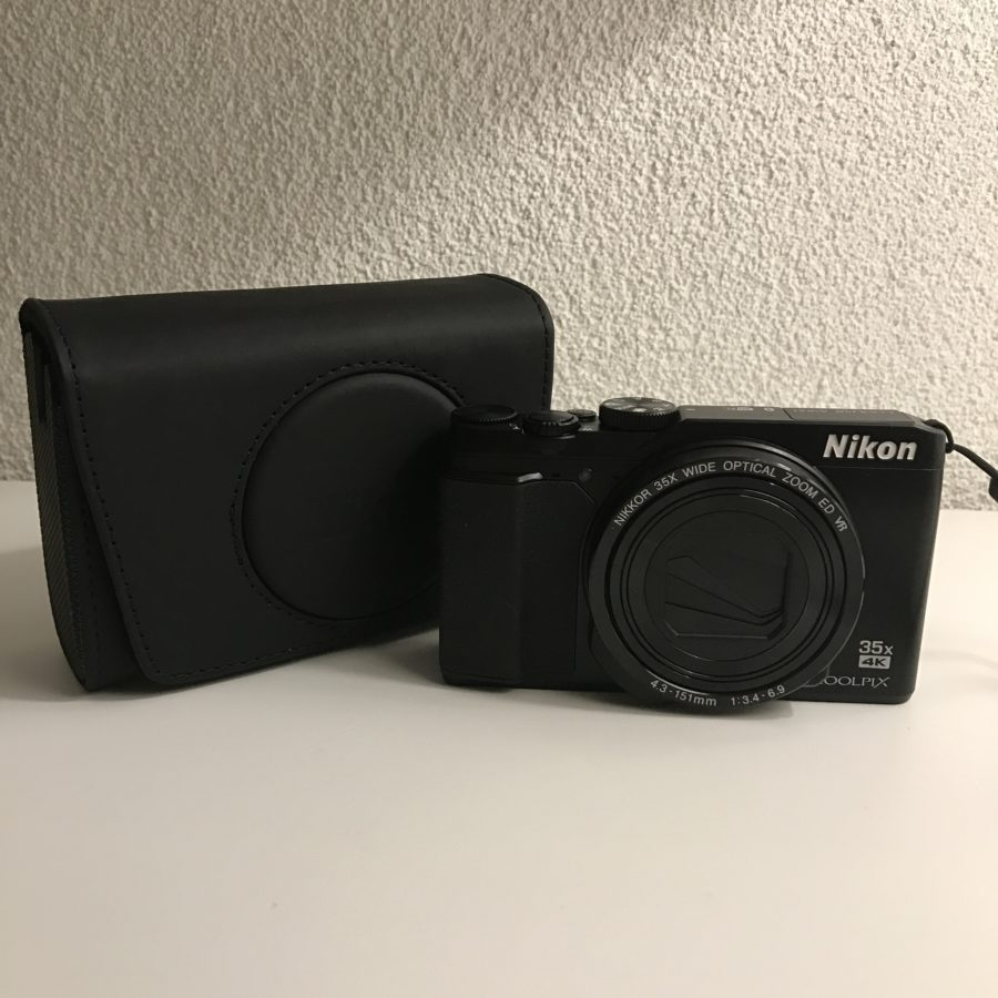 Mijn leven in foto's #54 - Nikon Coolpix a900