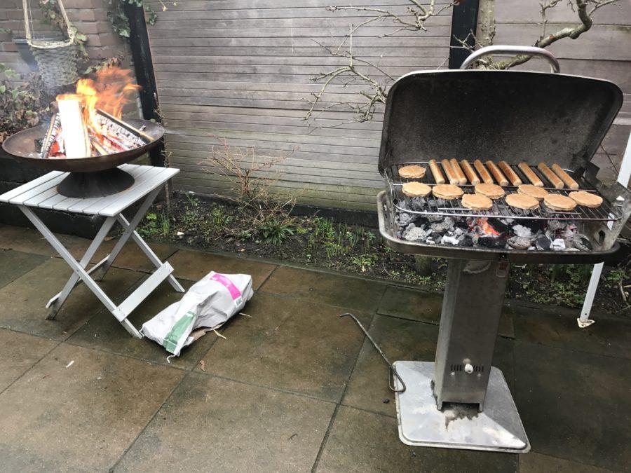 Mijn leven in foto's #54 - Papa's 65e verjaardag + barbecue