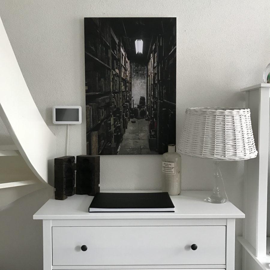 Mijn leven in foto's #56 - Kunst in huis, nieuwe Macbook in roségoud en genieten van het lekkere weer