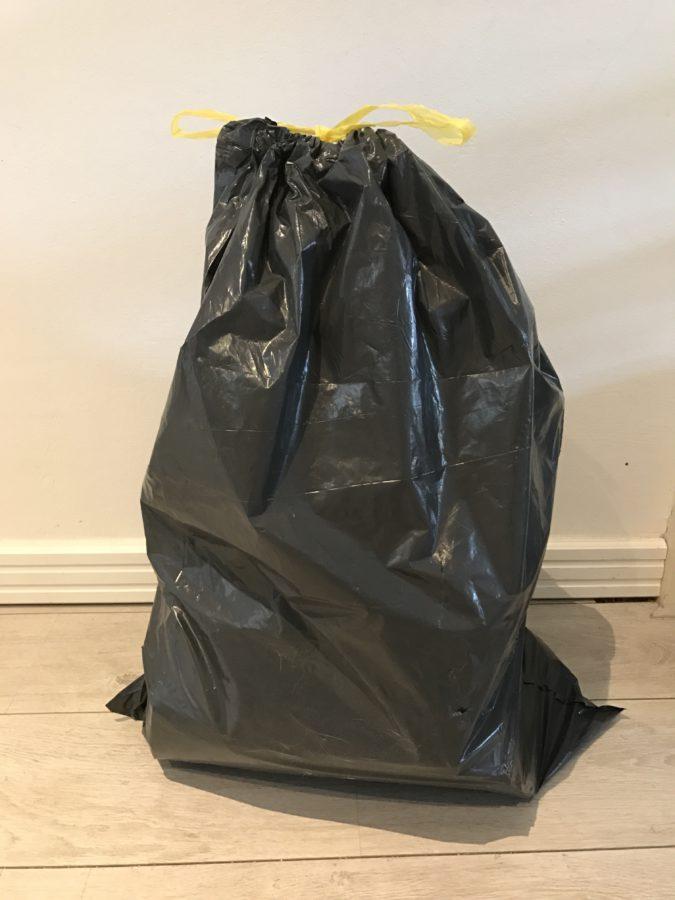 30 dagen, 30 vuilniszakken challenge + Marktplaats inkomsten